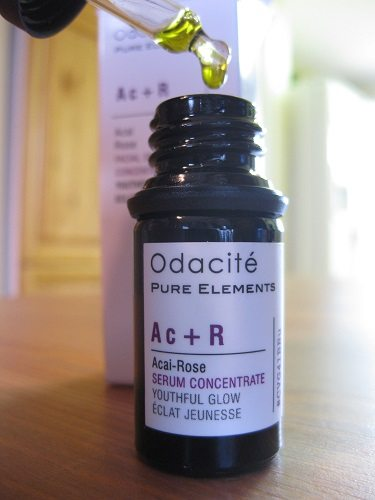 Youthful glow serum odacite
