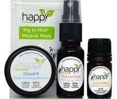 happy skin care discovery pack featured