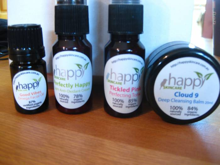 happy skin care discovery pack
