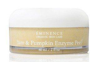 Eminence Yam and Pumpkin Enzyme Peel Review