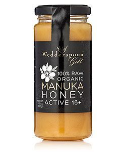 gold raw honey face mask