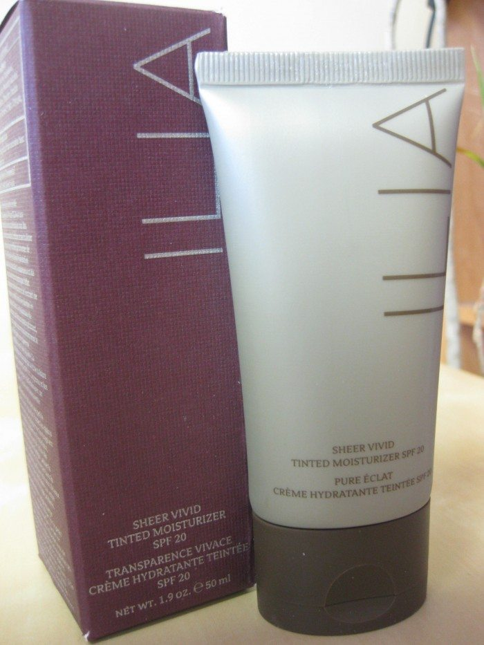 ILIA tinted moisturizer review