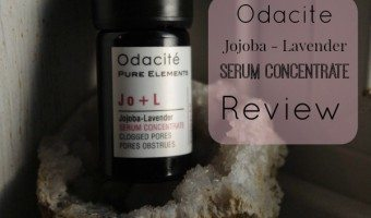 odacite jojoba-lavender serum concentrate review