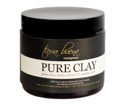 Bentonite clay skin benefits
