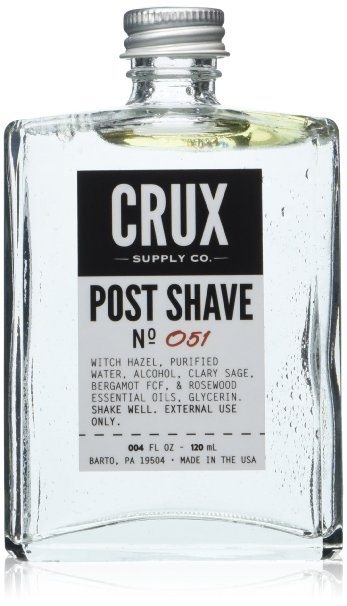 crux post shave
