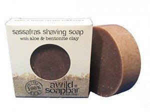 best organic shaving products - shaving soap