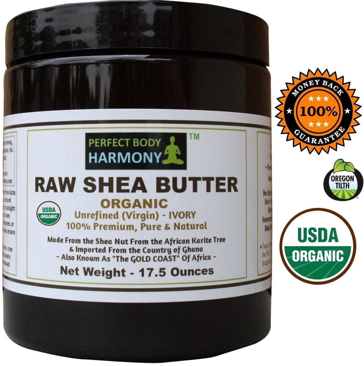 the best organic shea butter