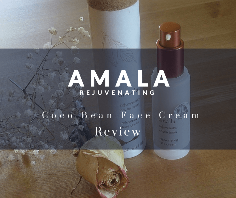 Amala coco bean face cream review