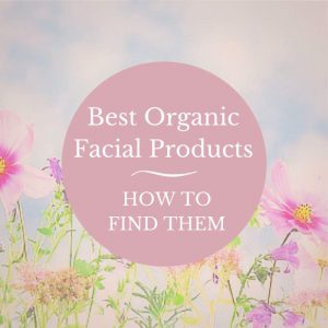 est Organic facial products