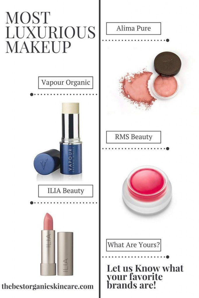 What Is The Most Luxurious Organic Makeup? | The Best Organic Skin Care