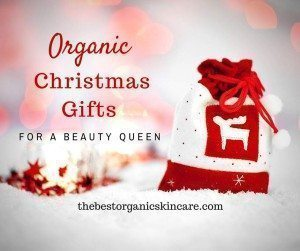 7 organic christmas gifts for a beauty queen the best organic skin care. Black Bedroom Furniture Sets. Home Design Ideas