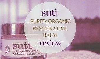 suti purity organic restorative balm review