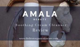 amala soothing cream cleanser review featured image