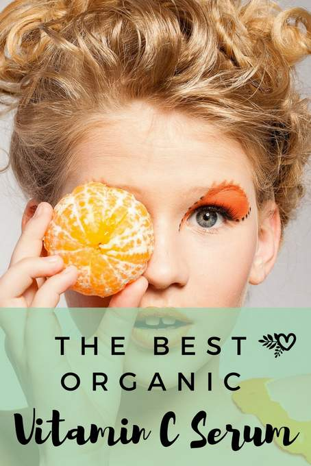 what is the best organic vitamin c serum