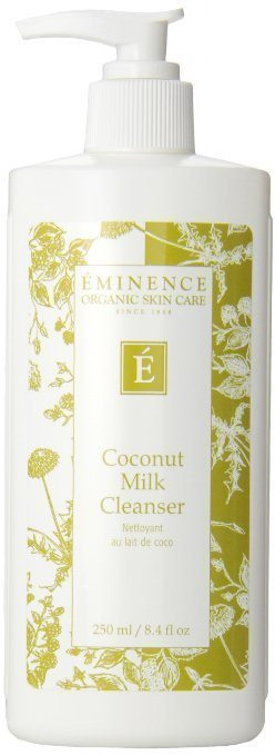 Eminence Coconut cleanse - best organic cleanser for dry skin