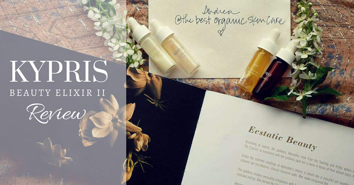 kypris beauty elixir II review featured image