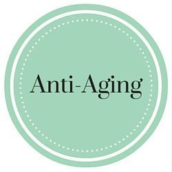 anti-aging button