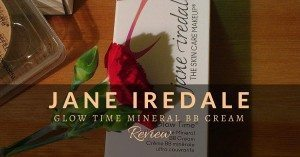 jane iredale glow time mineral bb cream review