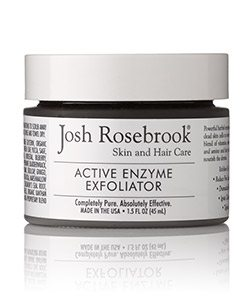 Best organic exfoliant for acne skin