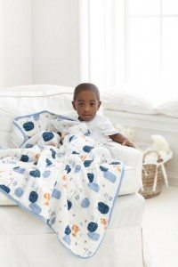 natural and organic baby gifts- blanket