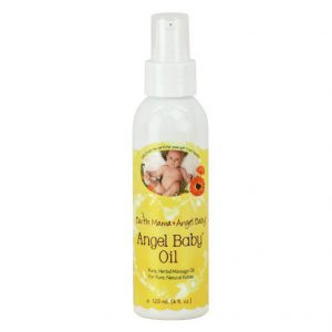 natural and organic baby gifts- body oil