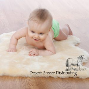 natural and organic baby gifts- lambskin