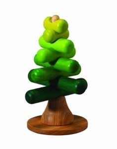natural and organic baby gifts- stacking toy