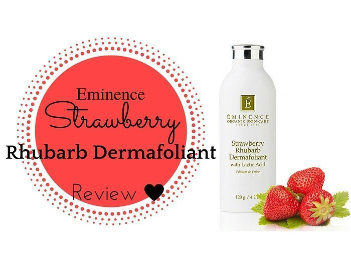Eminence Dermafoliant review