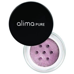 Alima Pure pearluster eyeshadow review