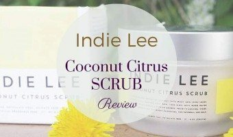 indie lee coconut citrus scrub review featured image
