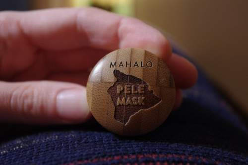 mahalo pele mask review sample