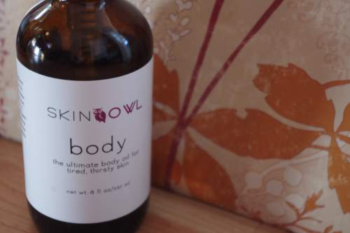 Skin Owl Body Oil Review The Best Organic Skin Care