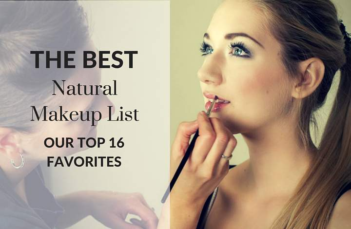 the best natural makeup list featured image
