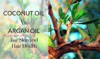 Coconut Oil vs. Argan Oil : For Skin and Hair Health