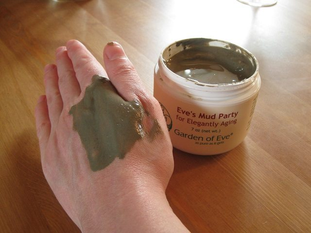Eves mud party mask review