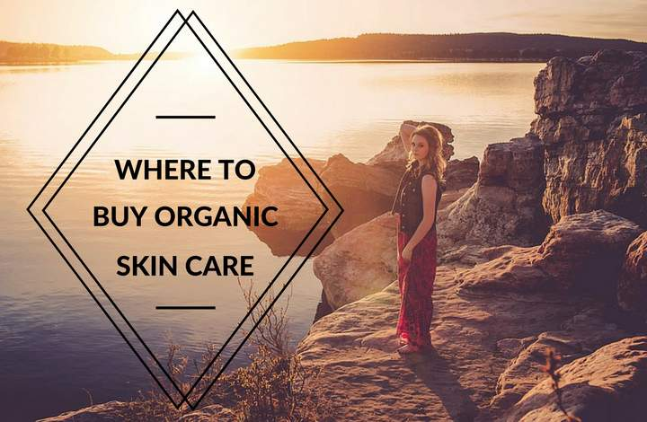 best places to shop for organic skin care