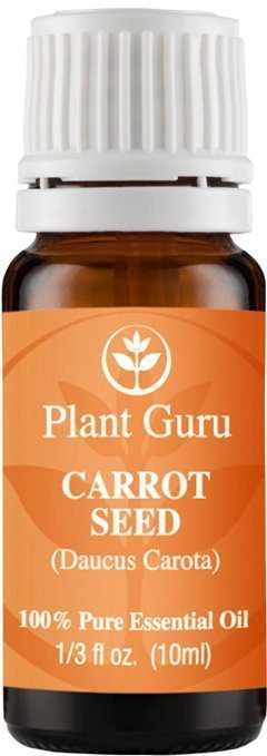 carrot seed essential oil benefits