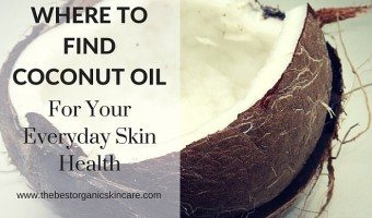 Where to Find Coconut Oil