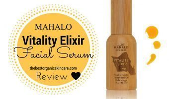 Mahalo Vitality Elixir Product Review