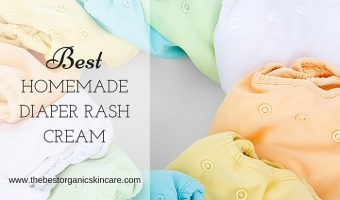 Best Diaper rash cream recipe