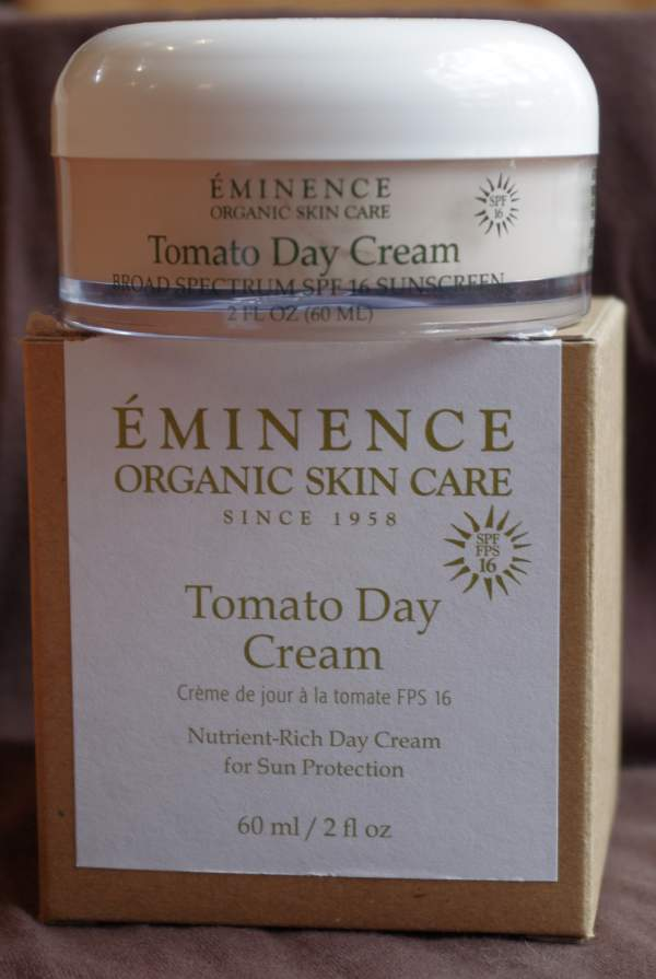 eminence tomato day cream with spf