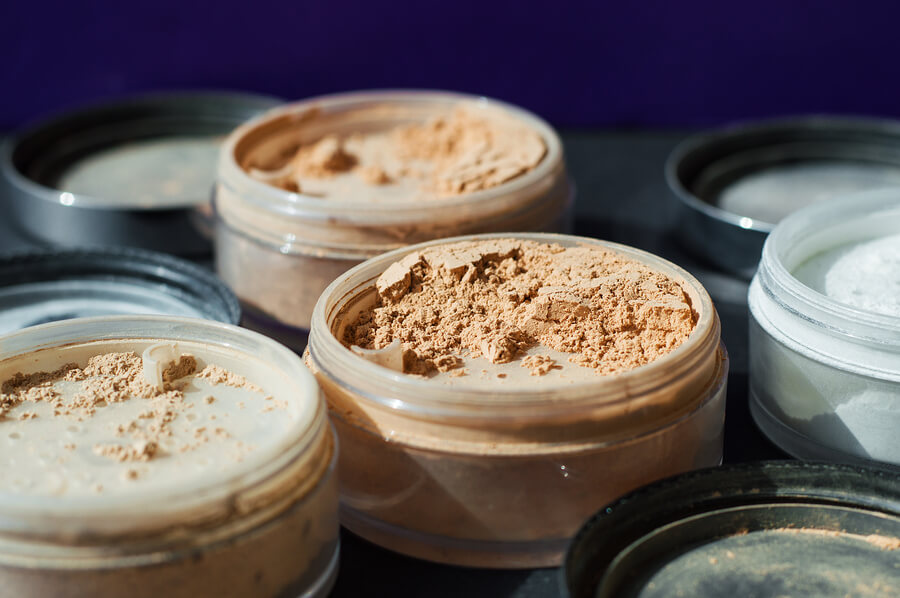 replace your loose powders