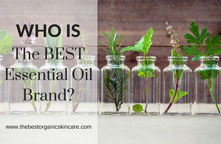 Who is the Best Essential Oil Brand?