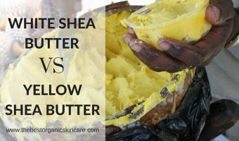 White Shea Butter Vs Yellow Shea Butter : Which is Better?