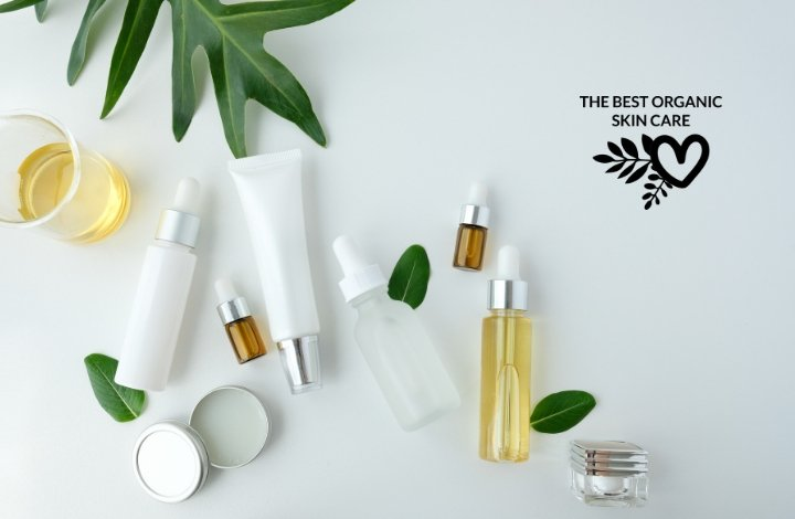 Top 4 Benefits of Using Organic Beauty Products