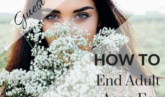 Still have Blackheads? How to End Adult Acne for Good