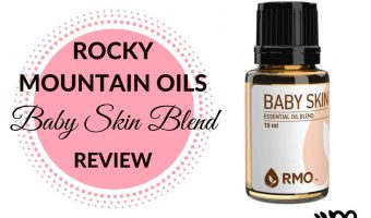 baby skin by rocky mountian oils review