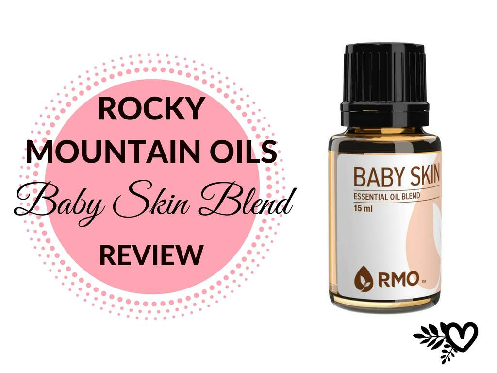 Rocky Mountain Oils Baby Skin Care Blend Review Tbosc