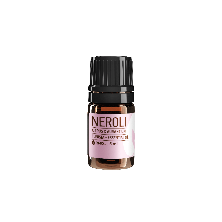 best anti-aging essential oils -neroli