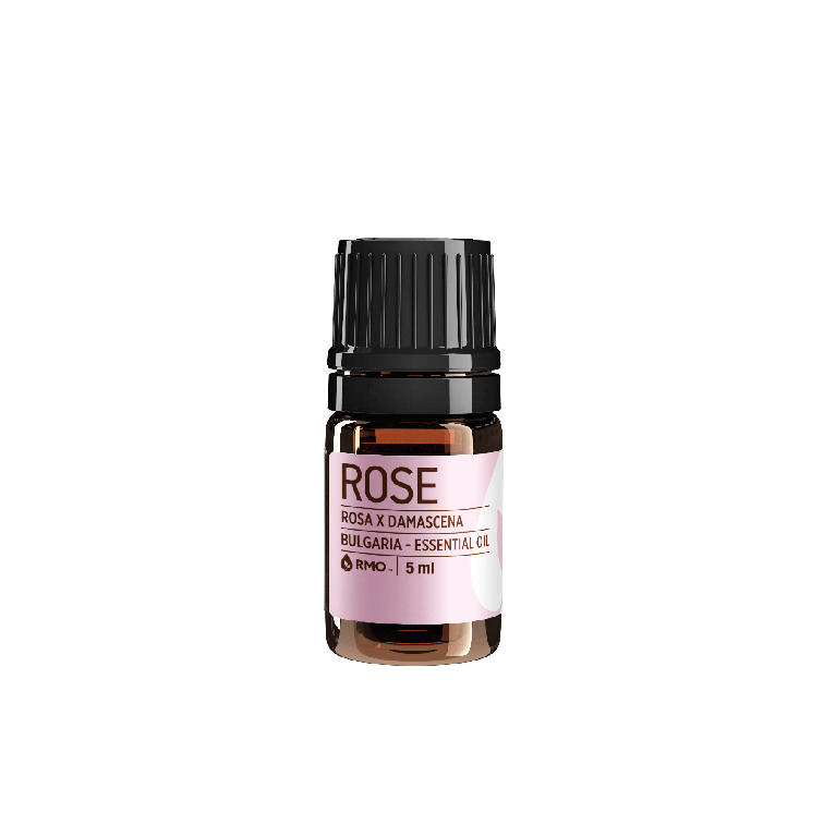 best anti-aging essential oils - rose